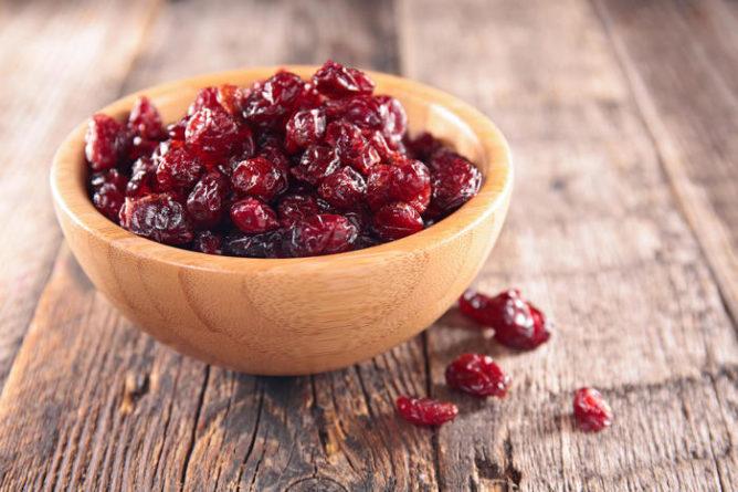 Homemade Dried Cranberries + Fresh Cranberry Ideas ...