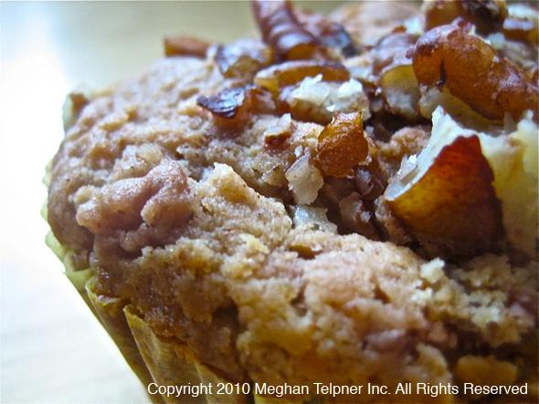 Gluten-free Vegan Sweet Potato Muffins