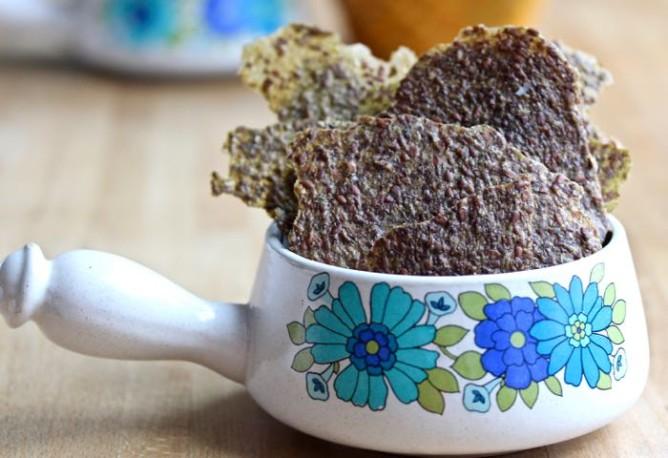 Gluten-free cracker recipe - alternatives for goldfish crackers